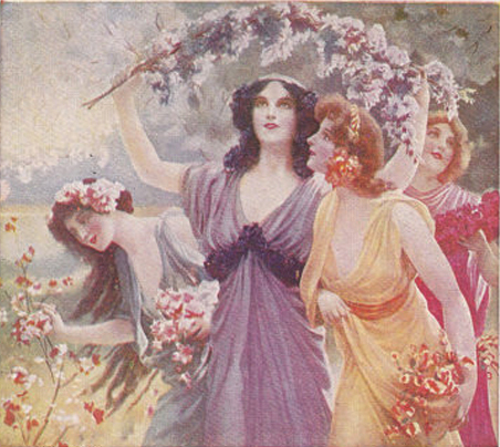 The Crowning of May – Victorian Trading Co.   The Official ...