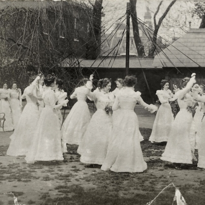 May Day Maidens