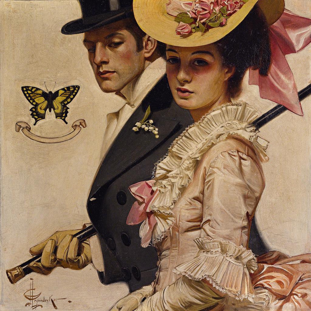 Tender Victorian LoveStories