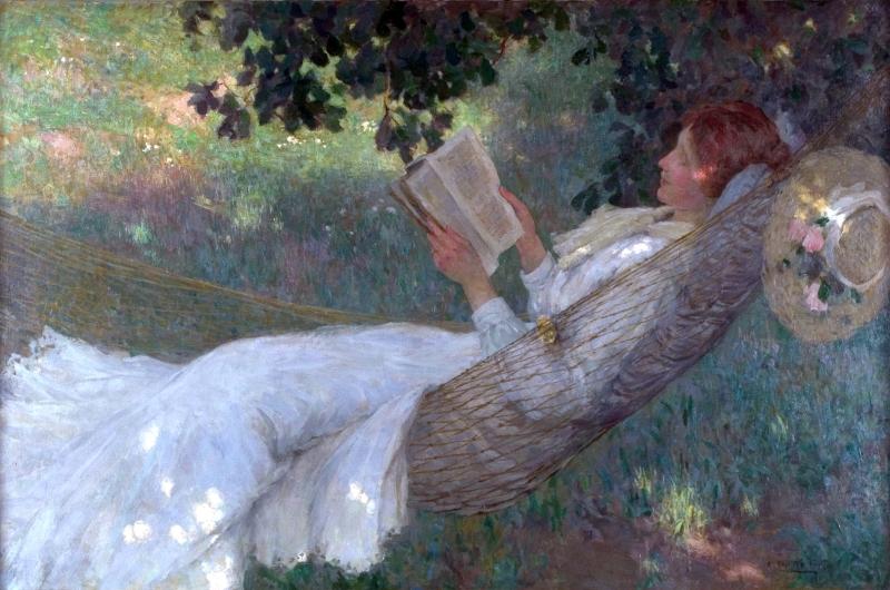 E_Phillips_Fox_-_A_Love_Story,_1903