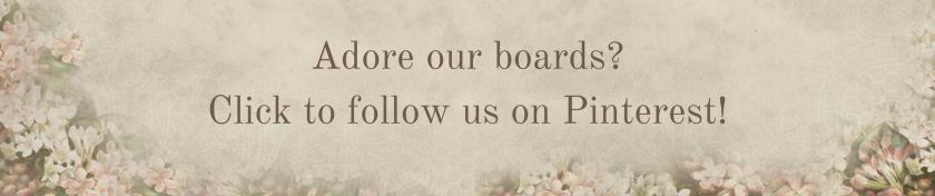 Follow us on Pinterest, friend !
