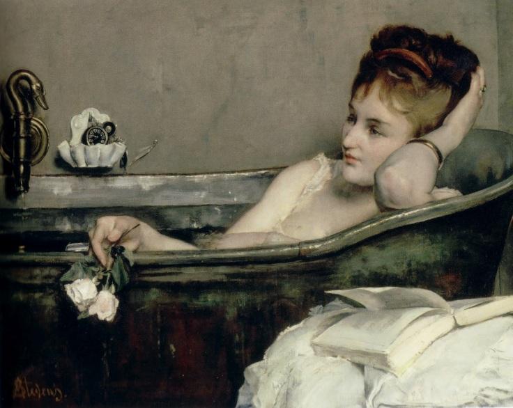 Le_Bain-Alfred_Stevens-Orsay