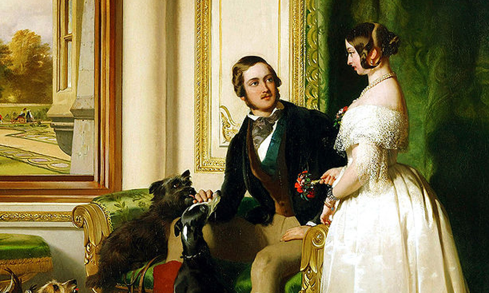 A Timeline of Queen Victoria & Prince Albert's Courtship