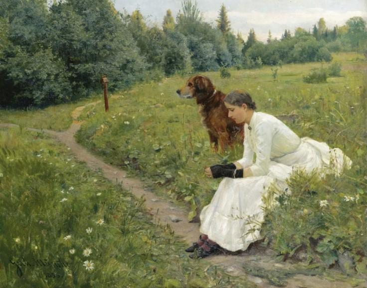 gerhard-munthe-idyll-1886