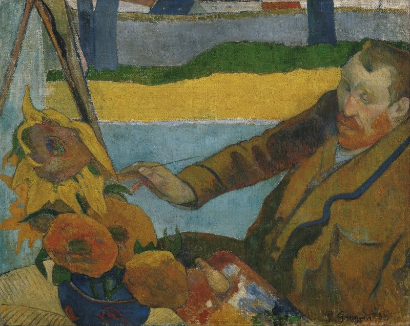 2048px-Paul_Gauguin_-_Vincent_van_Gogh_painting_sunflowers_-_Google_Art_Project