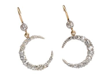 Vintage_Estate_Crescent_Diamond_Earrings_19822_(5_of_6)