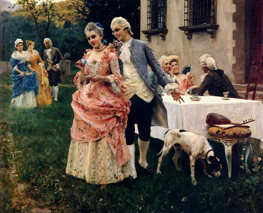 Federico_Andreotti_-_An_Afternoon_Tea