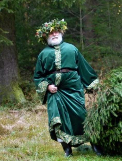 Father Christmas - England